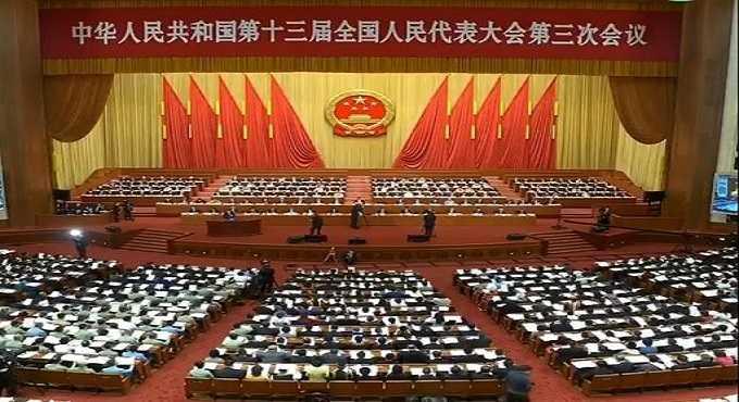 parlamentul din Beijing