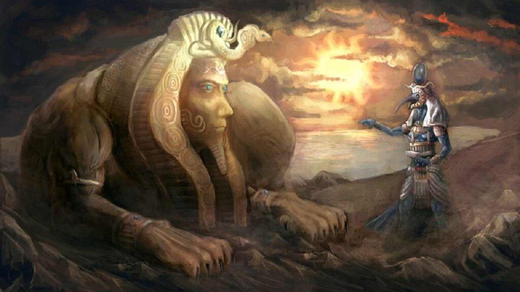 cartea lui thoth
