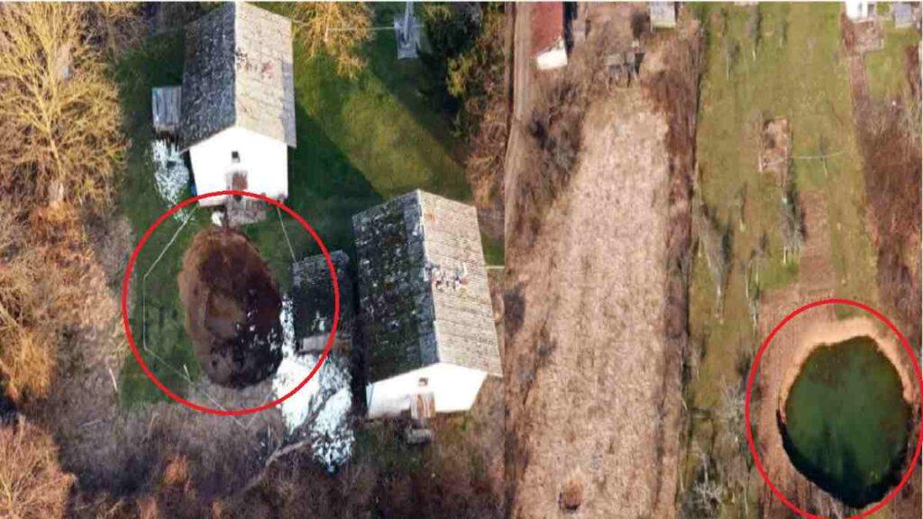dupa cutremur Croatia s-a umplut de prapastii
