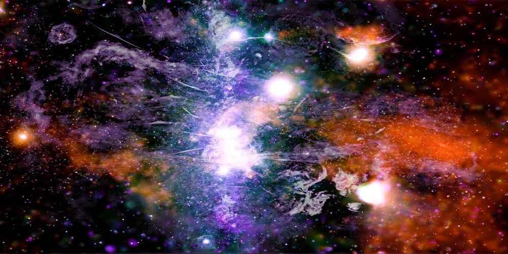 imagini Calea Lactee