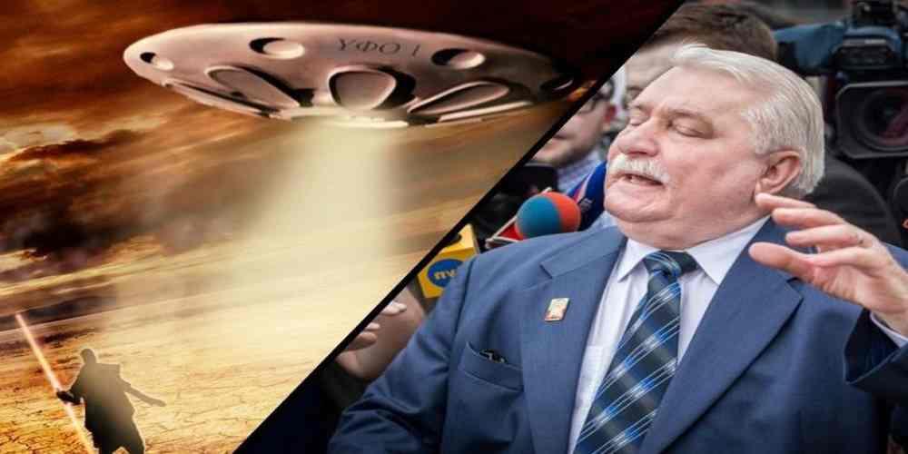 fostul lider polonez vorbeste despre o invazie extraterestra