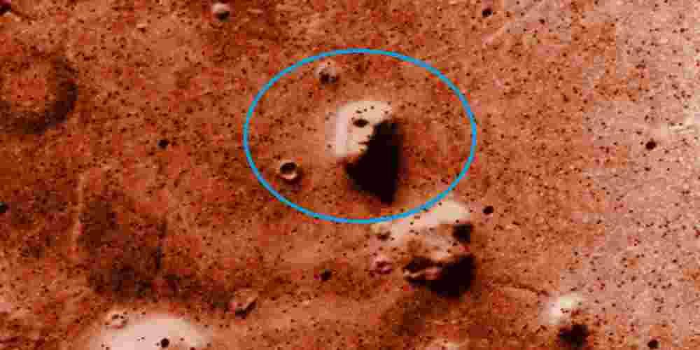 civilizatie extraterestra pe Marte