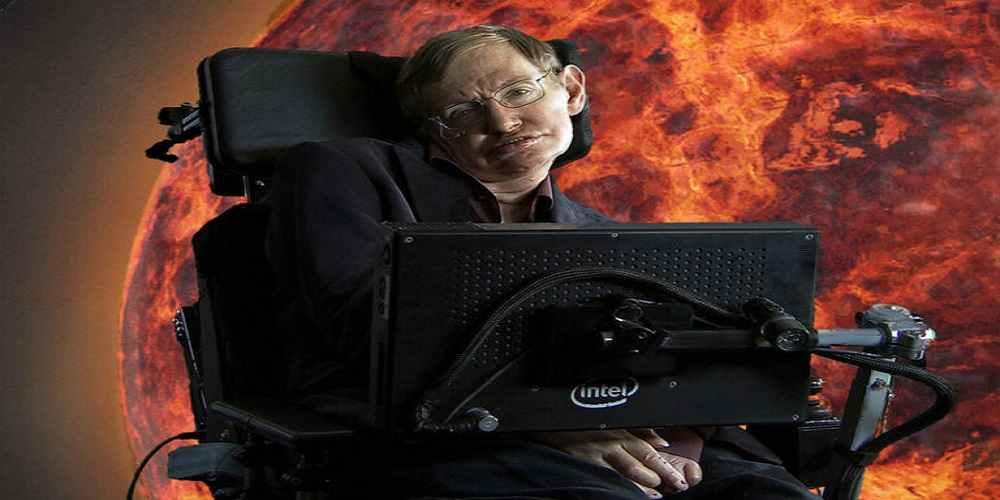 Hawking a spus ca trebuie sa parasim pamantul catre alte planete
