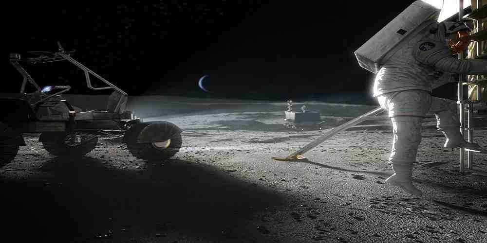 nasa doreste sa instaleze internet pe Luna