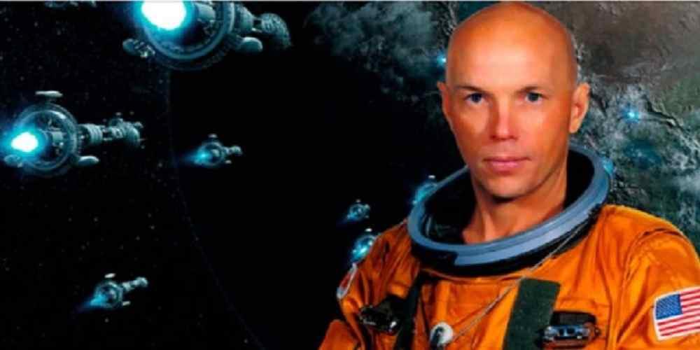 astronautul si declaratiile privind ozn si extraterestrii