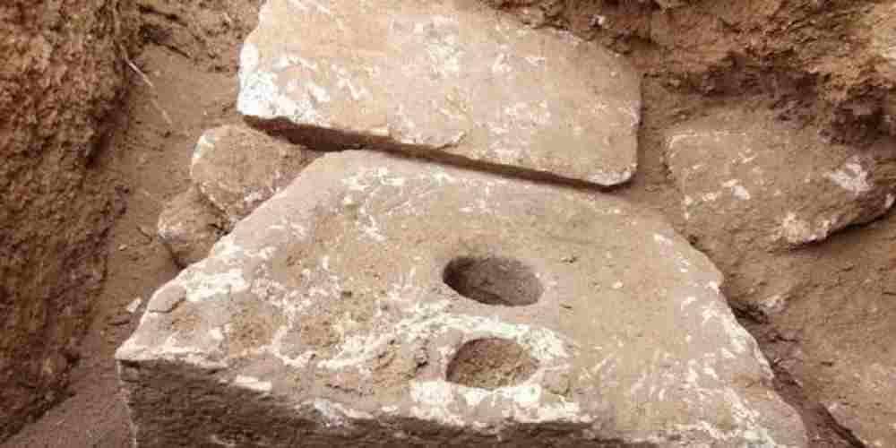 descoperita o baie luxoasa in Ierusalim
