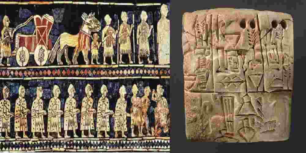 sumerienii si civilizatia antica