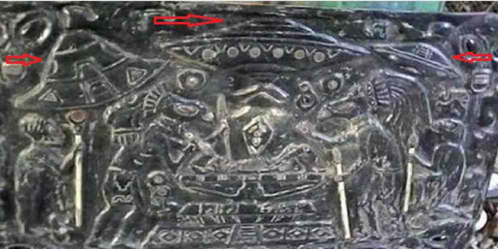descoperite artefacte cu extraterestrii antii in Mexic