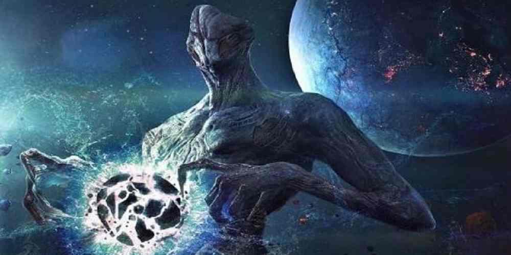 extraterestrii au creat fiinta umana