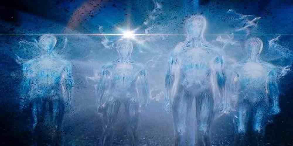 fiintele interdimensionale care coexista langa dimensiunea noastra