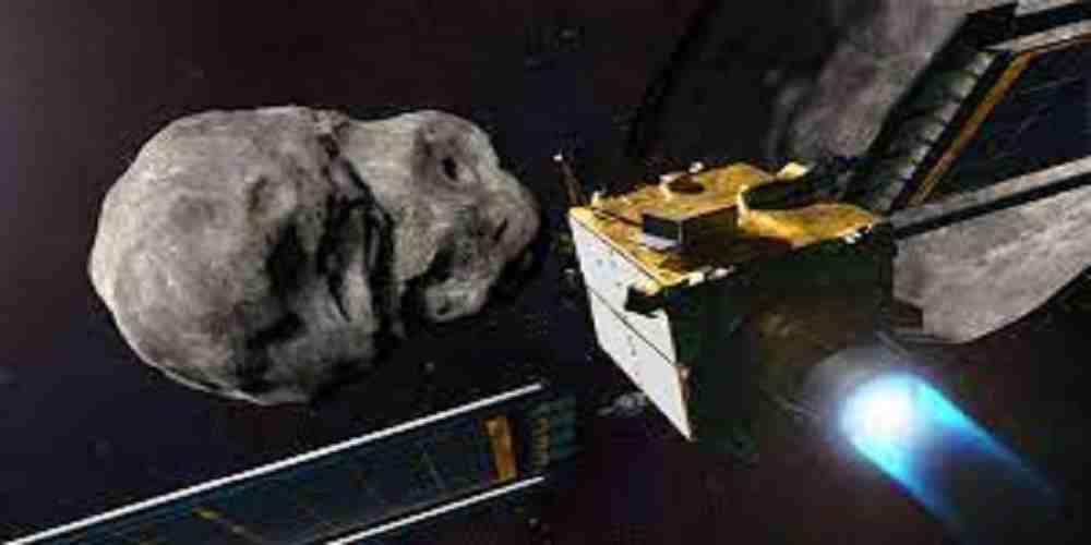 nasa va incerca sa izbeasca o nava spatia intr-un asteroid