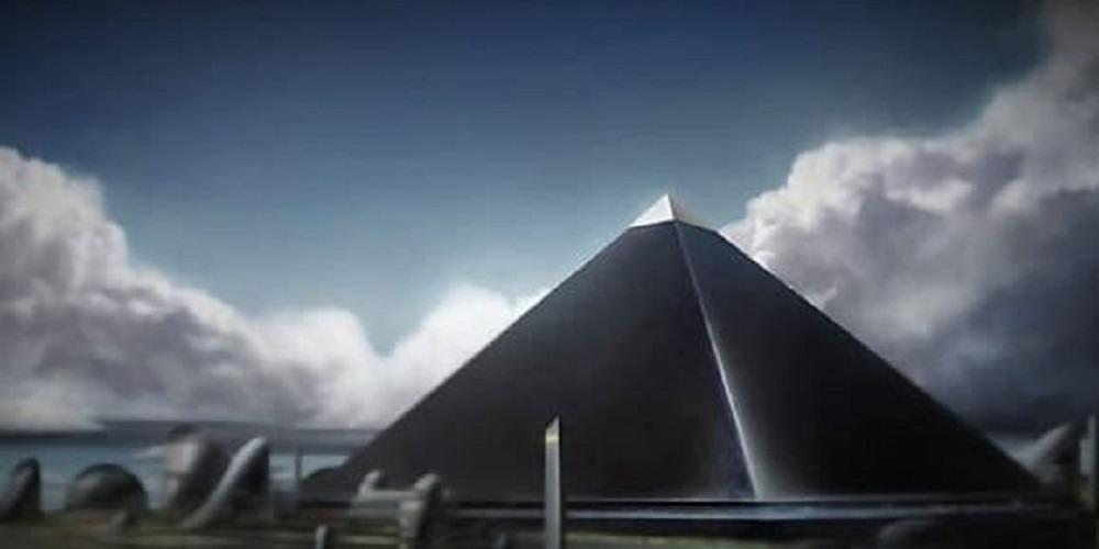 piramida neagra din giza