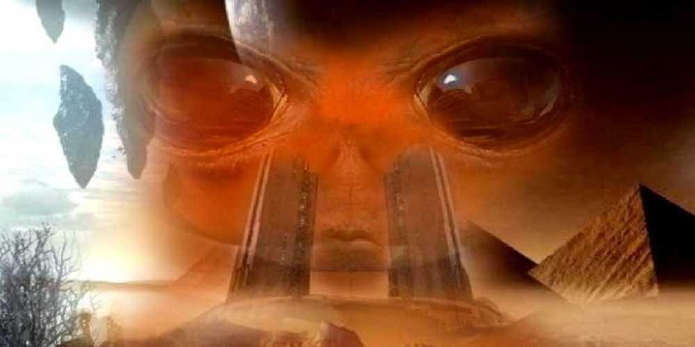 rasa de extraterestrii pe marte
