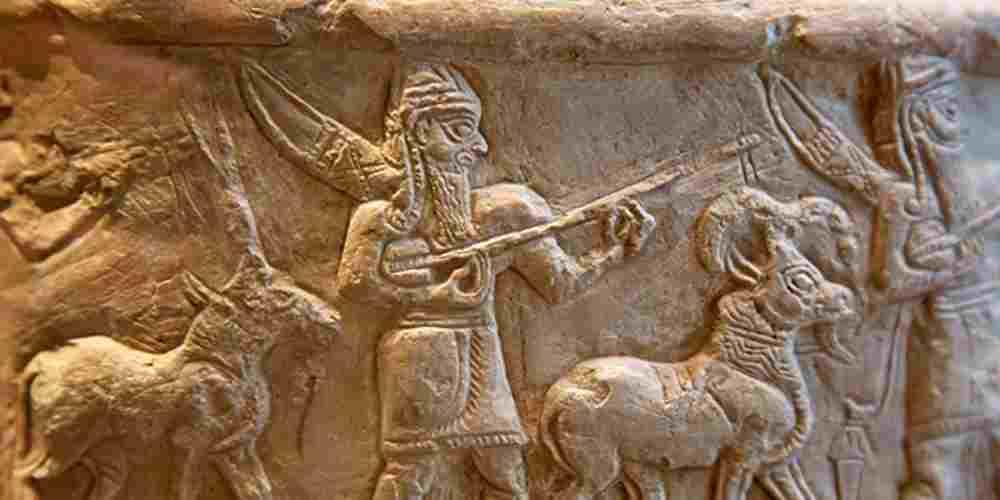 vechii sumerieni si crearea lumii